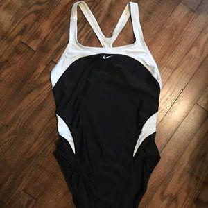 Nike racerback swim suit